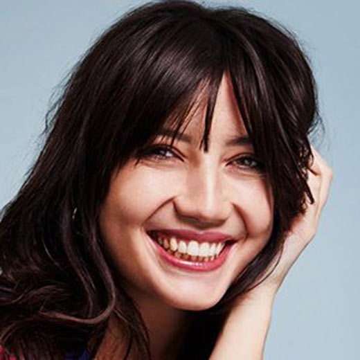 Daisy Lowe on TM